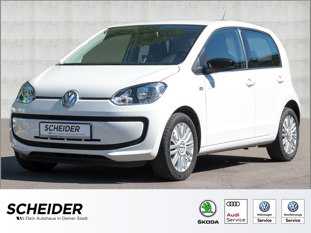 Used Volkswagen Up! 1.0 CNG