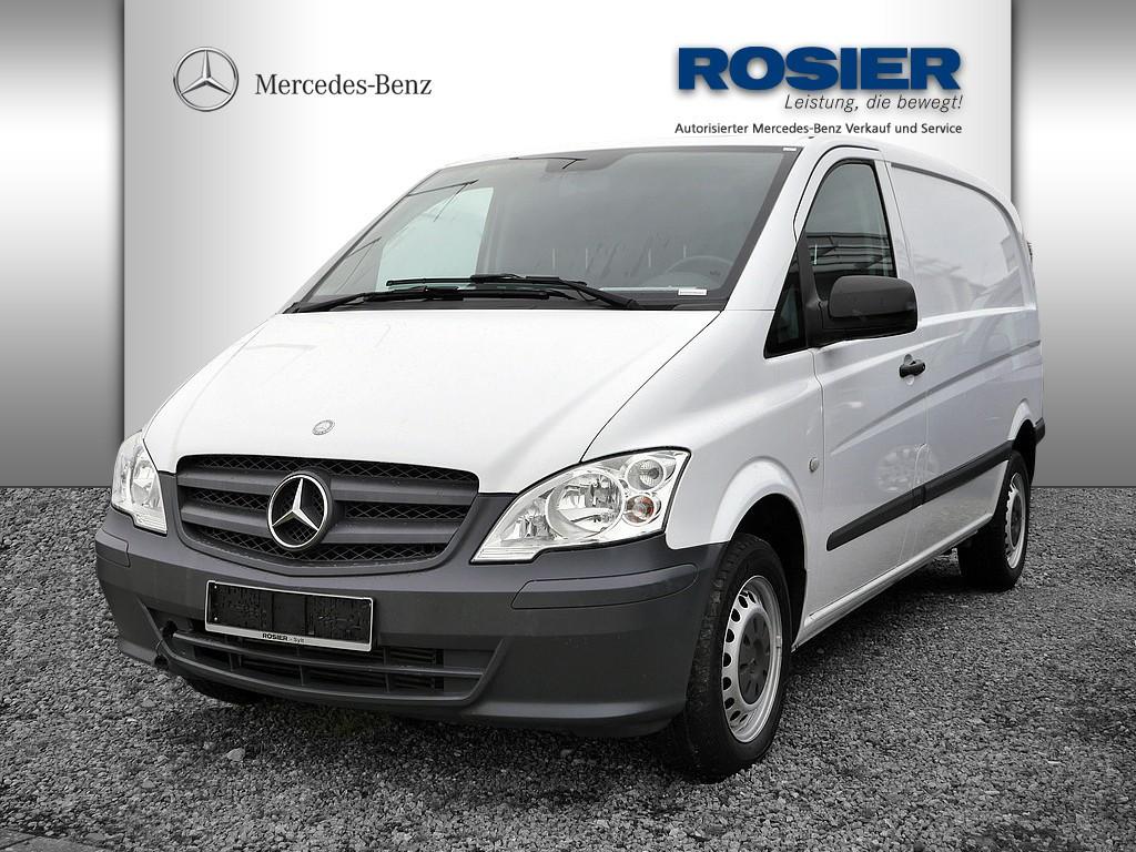 Used Mercedes Benz Vito