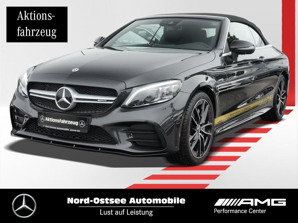 Used Mercedes Benz C-Class 43 AMG