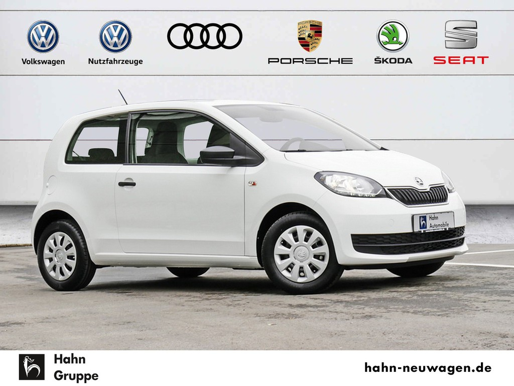 Used Škoda Citigo 1.0 mpi