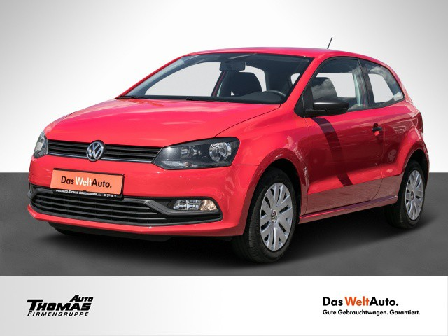 Used Volkswagen Polo 1.0