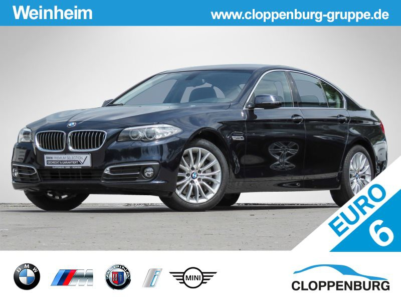 Used Bmw 5 Series 535d xDrive