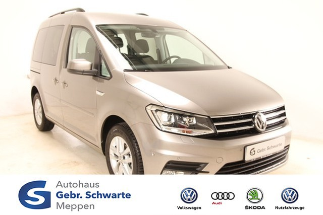 Used Volkswagen Caddy 2.0 TDI