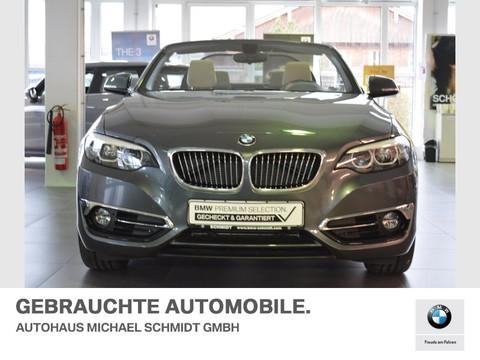 BMW 218 i LUXURY HARMAN
