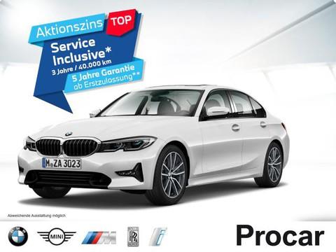 BMW 320 i Sport Line Live Plus Laserlicht