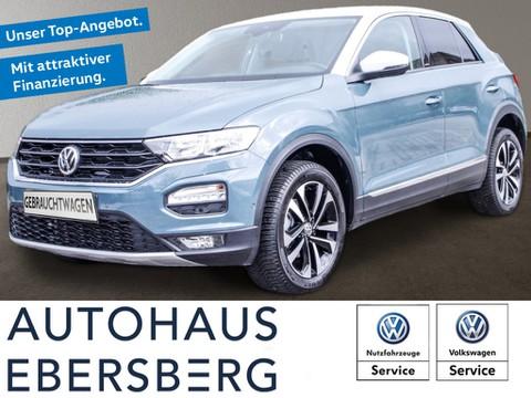 Volkswagen T-Roc 1.6 TDI IQ DRIVE Park-Lenk