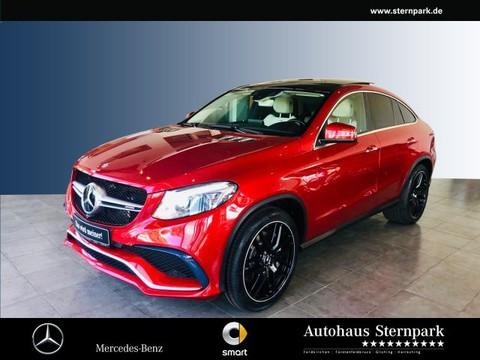 Mercedes-Benz GLE 63 AMG Coupé DESIGNO ° 22`