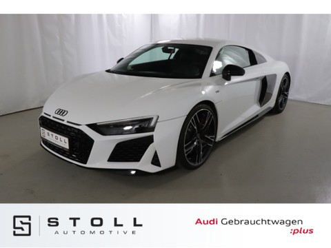 Audi R8 Coupe V10 RWD Black&White EDITION