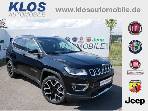 Jeep Compass 1.4 l MULTIAIR LIMITED 140PS PARK PAKET
