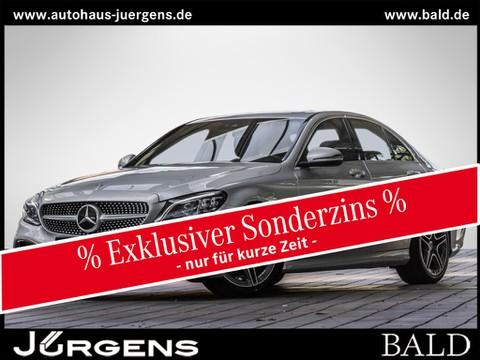 Mercedes-Benz C 220 d AMG-Sport