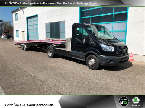 Ford Transit 2.2 TDCi 470 L2 Einzelkab BE-Trans Duo