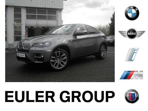 BMW X6 xDrive30d Holzausst El Multif Lenkrad