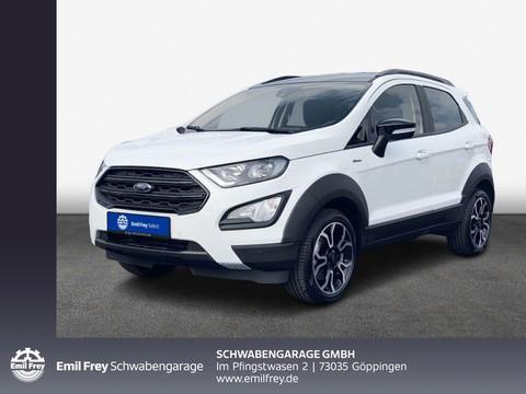 Ford EcoSport 1.0 EcoBoost ACTIVE 92ürig