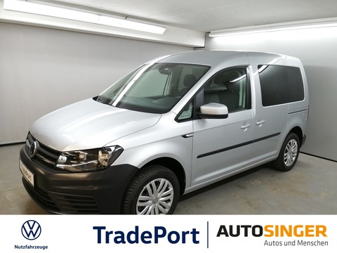 Volkswagen Caddy 1.4 TSI Trendline