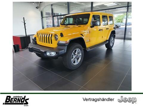 Jeep Wrangler 2.0 l T-GDI Unlimited JL MY19 Sahara Hardtop