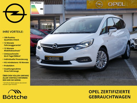 Opel Zafira Tourer 1.6 Turbo Innovation