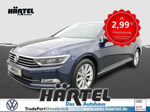 Volkswagen Passat Variant HIGHLINE TDI (