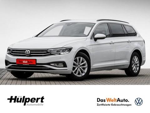 Volkswagen Passat Variant 1.5 Busniess APP CONN FRONT