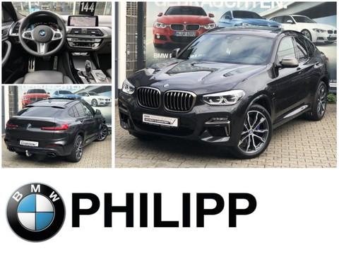 BMW X4 M40 d St hz h&k DA PA