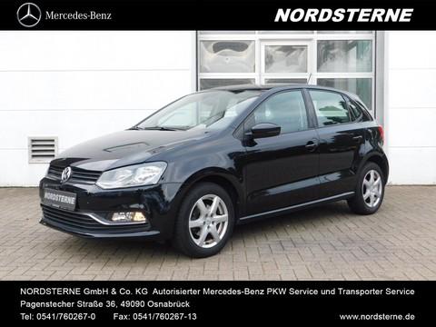 Volkswagen Polo 1.2 TSI COMFORTLINE PARKDISTANCE