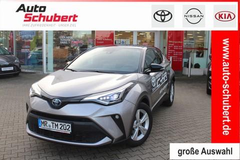 Toyota C-HR 2.0 Hybrid Team Deutschland PAKET