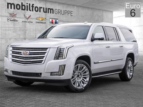 Cadillac Escalade 2.9 V8 ESV Platinum EFF