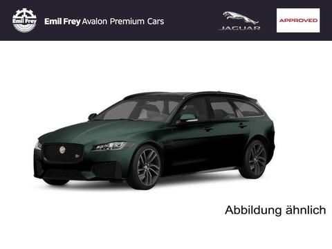 Jaguar XF D200 Sportbrake SE 150ürig (Diesel)