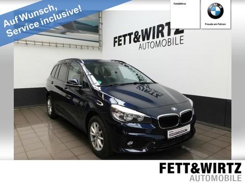 BMW 216 Gran Tourer Advantage Sitzzhzg