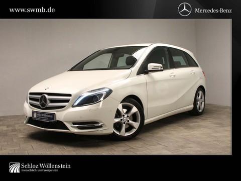 Mercedes-Benz B 180 Sitz-P