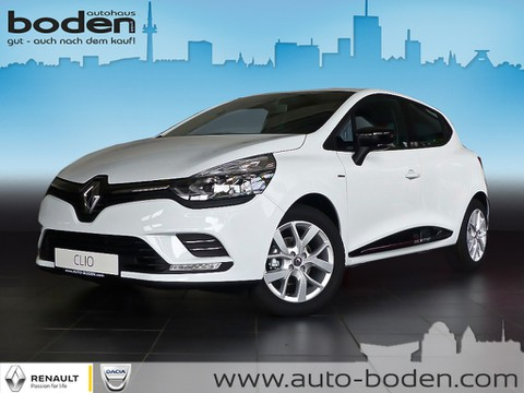 Renault Clio LIMITED DELUXE TCe 75