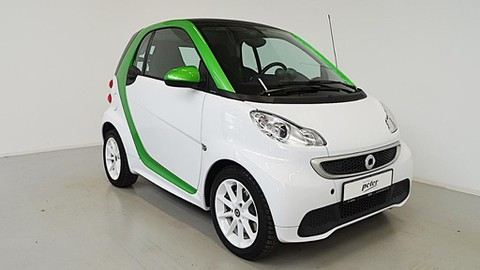 smart ForTwo electric drive coupé