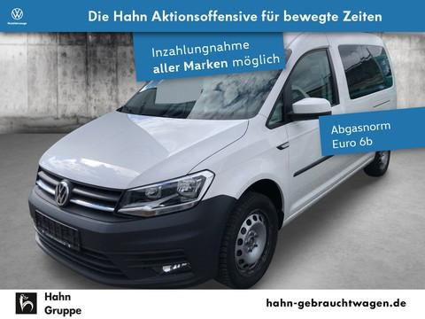 Volkswagen Caddy Maxi Trendline hinten
