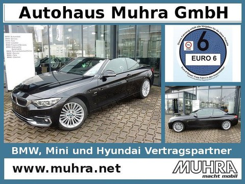 BMW 420 dA Luxury Line