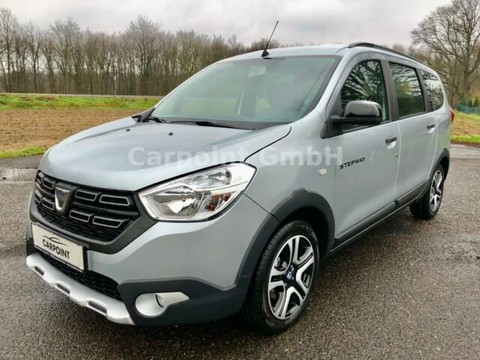 Dacia Lodgy Stepway Celebration Blue dCi 115