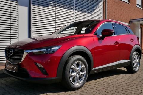 Mazda CX-3 2.0 l 121 FWD 6AG Exclusive-Line