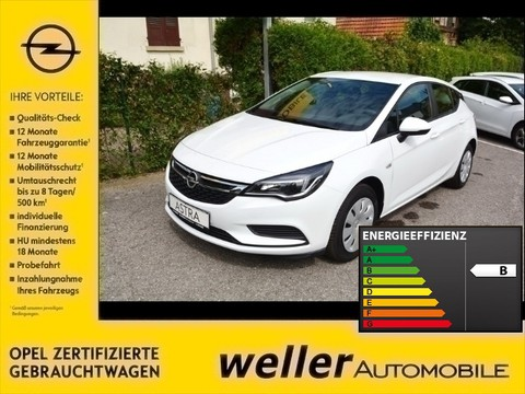 Opel Astra 1.0 K Selection