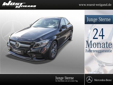 Mercedes-Benz C 43 AMG undefined
