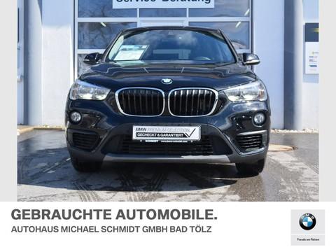 BMW X1 sDrive20i SONNENSCHUTZ
