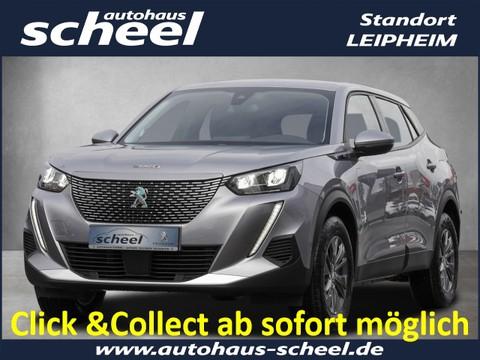 Peugeot 2008 e Active Elektromotor