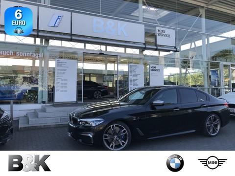 BMW M550 d xDrive