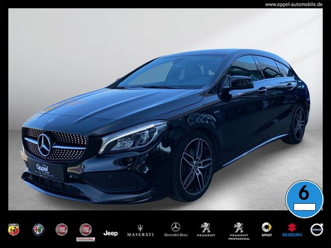 Mercedes-Benz CLA 200 d SB AMG LINE MP