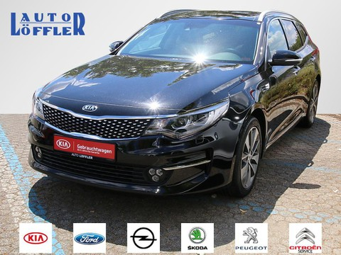 Kia Optima 1.7 SW Spirit