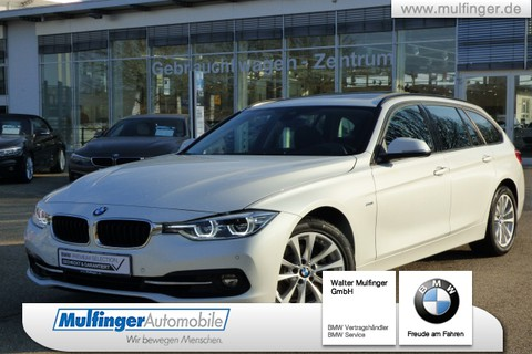 BMW 330 iA T xDr Sport Ad Sports KomfZ
