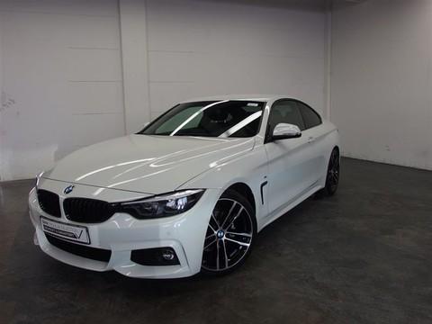 BMW 420 i Coupe A M Sportpaket Videoberatung mgl