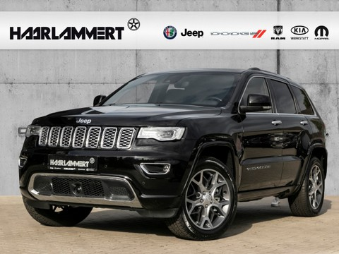 Jeep Grand Cherokee 3.0 CRD Overland APPLE ANDROID