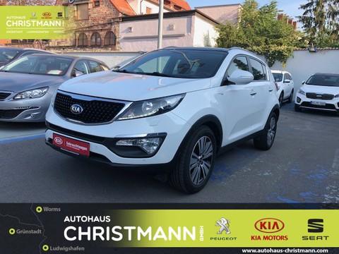 Kia Sportage 2.0 CRDi Platinum Edition