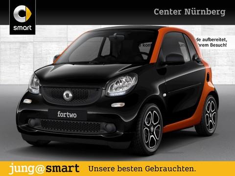 smart ForTwo coupé 66kW passion
