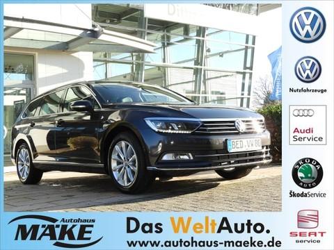 Volkswagen Passat Variant 2.0 TDI Highline A