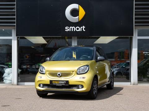 smart ForFour turbo Cool u Media