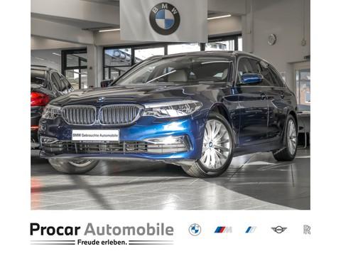 BMW 525 d A Luxury Line Massage 18